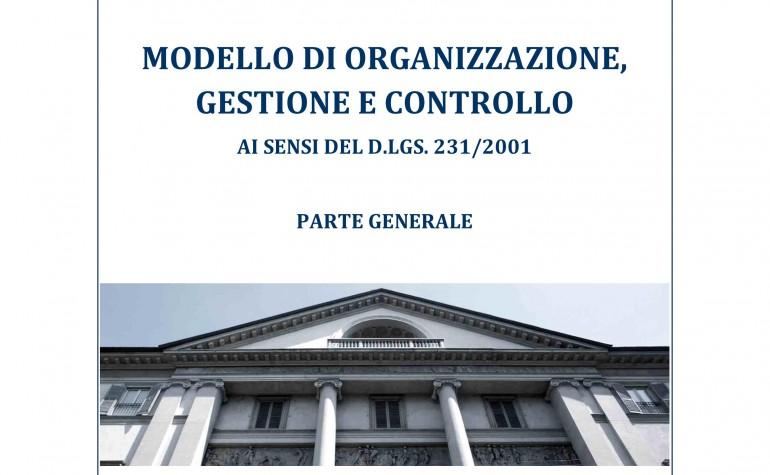 Modello di Organizzazione, Gestione e Controllo ex D.Lgs. 231/2001 – Parte generale