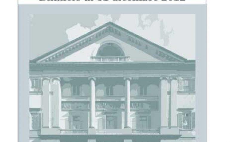 Bilancio ITAGAAP/IAS al 31 dicembre 2012