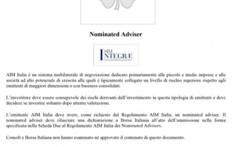 Documento di Ammissione Ambromobiliare S.p.A.