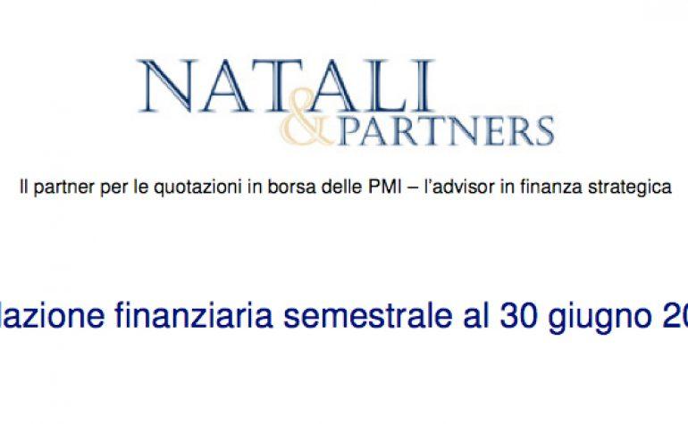 Relazione finanziaria semestrale al 30.06.2011