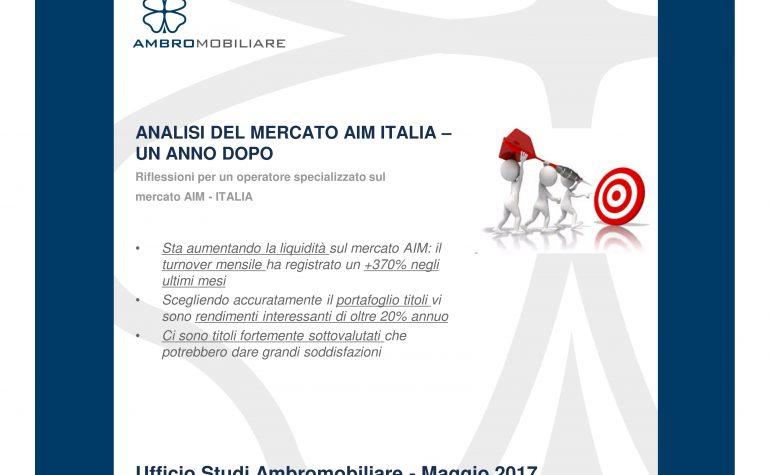 Analisi del mercato AIM Italia