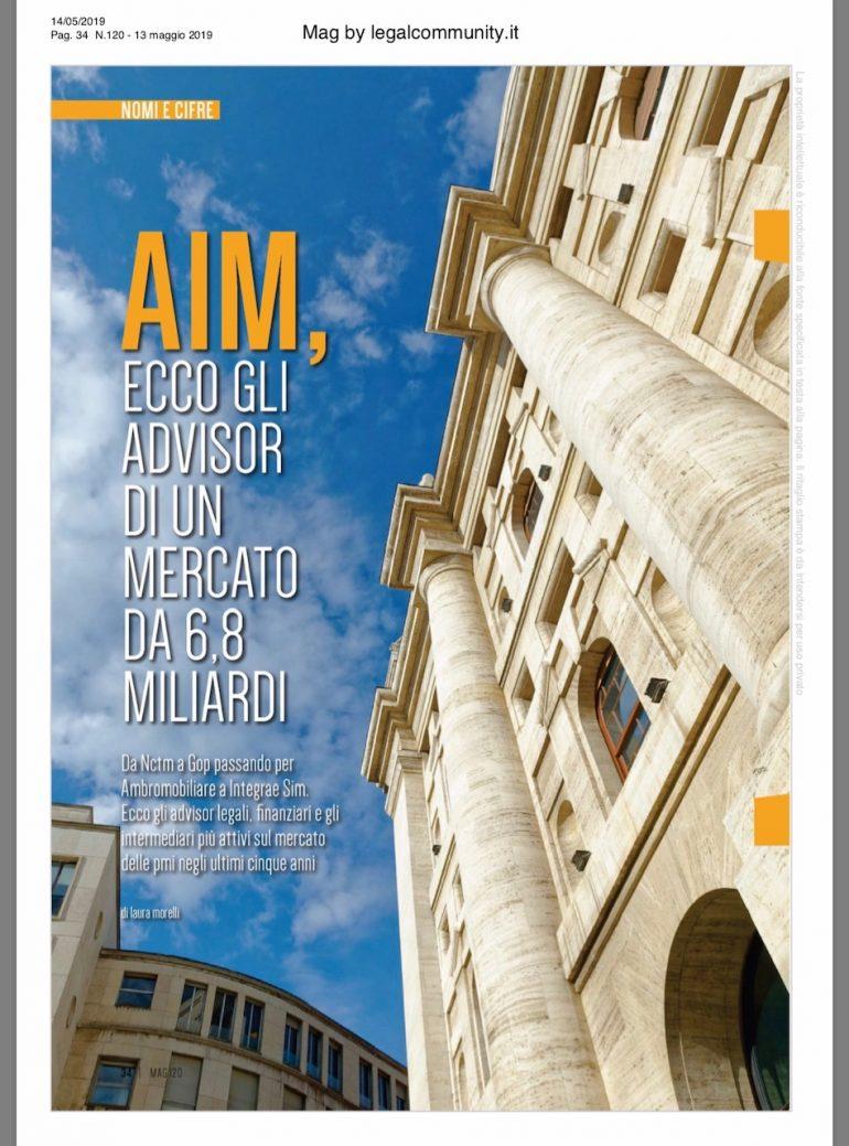 Mag di legalcommunity.it (2) 14 maggio 2019