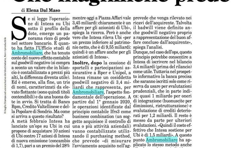 Milano Finanza 18 luglio 2020