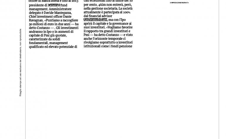 Corriere della Sera 19 luglio 2014