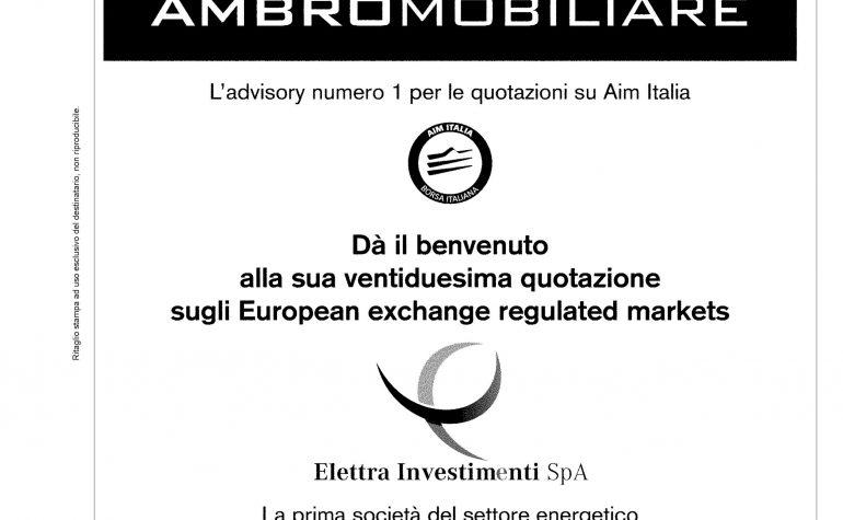 Milano Finanza 25 aprile 2015 pubblicità