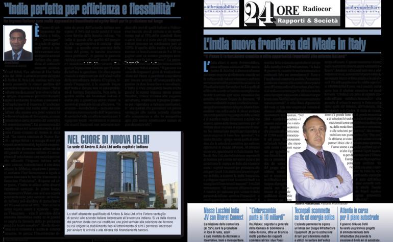 Il sole 24 ore Newsletter 10 nov 2010