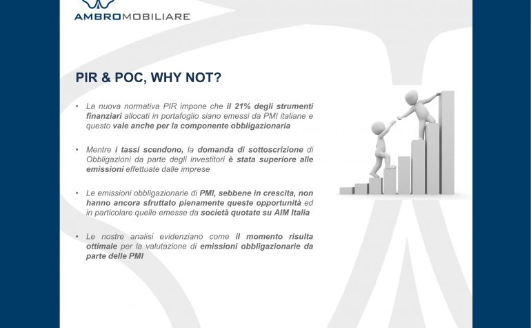 PIR e POC: Why not?