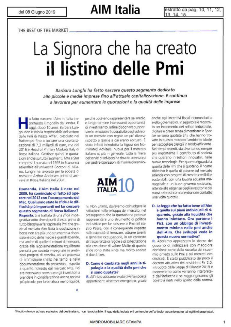 AIM Italia