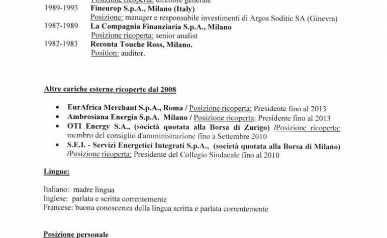 Dossier Alberto Gustavo Franceschini
