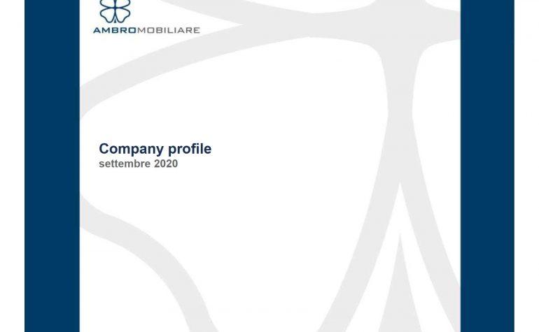 Company Profile settembre 2020