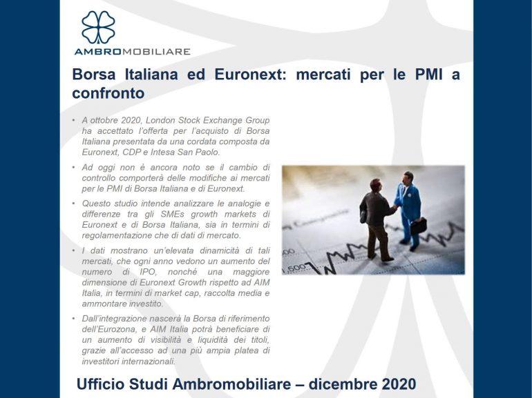 Euronext vs. AIM Italia
