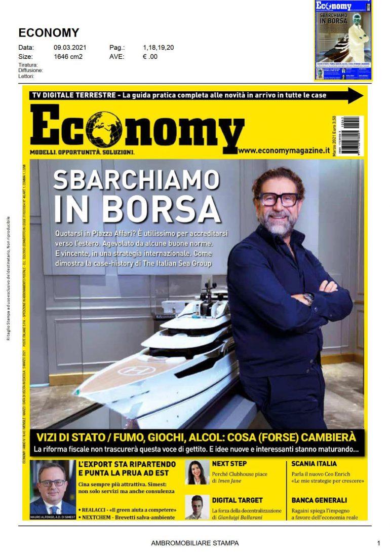 Economy 9 marzo 2021