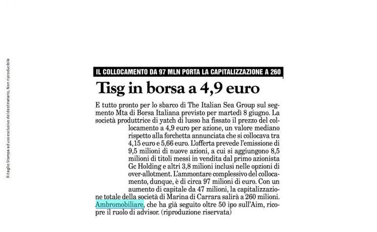 Milano Finanza 5 giugno 2021